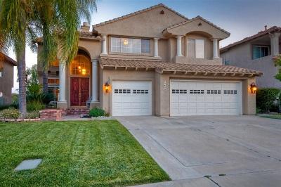 Riverside County Single Family Home For Sale: 23835 Via Segovia