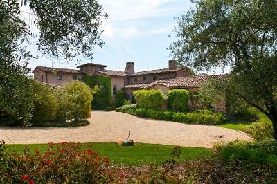 Rancho Santa Fe Single Family Home For Sale: 6410 Calle Ponte Bella