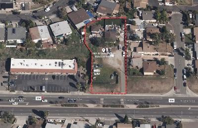 Vista Residential Lots & Land For Sale: 1001 N Santa Fe Ave. #1