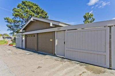 San Diego Townhouse For Sale: 6277 Caminito Luisito