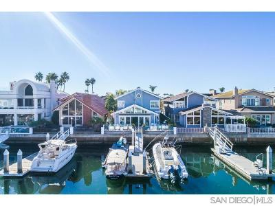 Coronado Single Family Home For Sale: 25 Sandpiper Strand