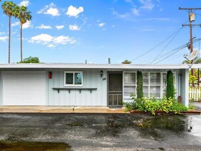 Vista Multi Family 2-4 For Sale: 145-147 Eaton Way