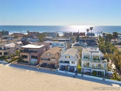 San Diego Multi Family 2-4 For Sale: 3536/40 Bayside Walk