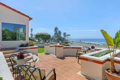 Single Family Home For Sale: 1039 Sunset Cliffs Blvd