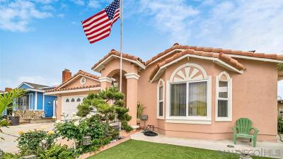 San Diego Single Family Home For Sale: 3935 Glading Drive