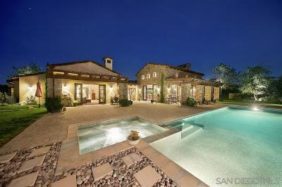 San Diego Single Family Home For Sale: 7671 Iluminado