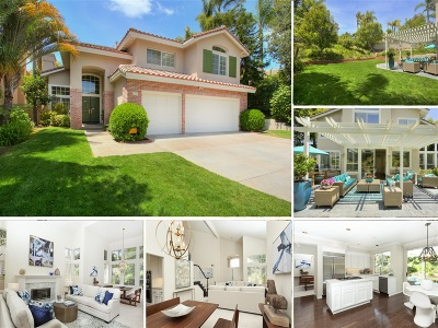 Carlsbad Single Family Home For Sale: 6927 Mimosa Dr