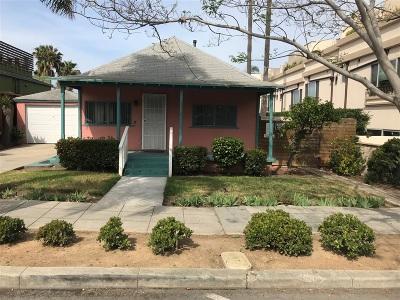 La Jolla Multi Family 5+ For Sale: 7510 - 7516 1/2 Draper Avenue