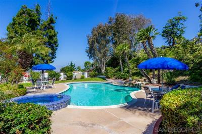 Carlsbad Single Family Home Back On Market: 2608 Colibri Ln