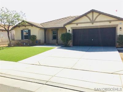 Riverside County Single Family Home For Sale: 317 Yosemite Avenue