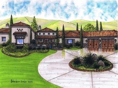 Fallbrook Single Family Home For Sale: 3091 Via Montevina
