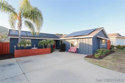 San Diego Single Family Home For Sale: 6574 Bantam Lake Cir