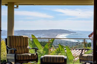 La Jolla Single Family Home For Sale: 5951 La Jolla Mesa Dr