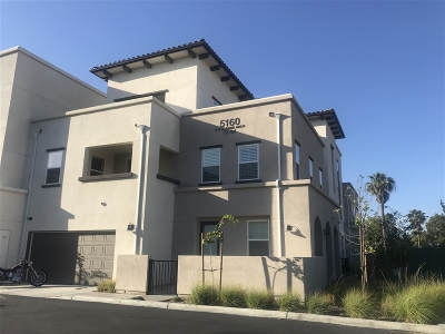 San Diego Townhouse For Sale: 5160 Calle Sand Arch #83