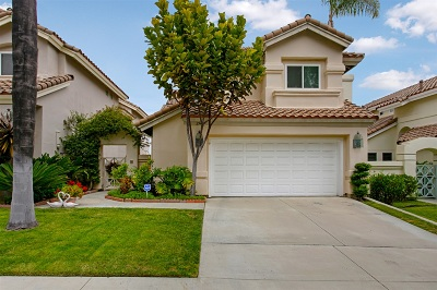 Carlsbad Single Family Home For Sale: 2946 Doreet Way