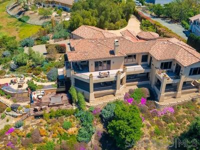 Single Family Home For Sale: 7014 Elfin Oaks Road