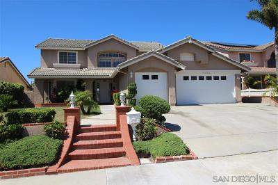 Oceanside Single Family Home For Sale: 3802 Carnegie Dr
