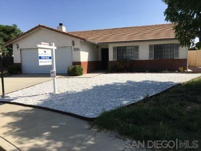 Riverside County Single Family Home For Sale: 4124 Sidmouth Court