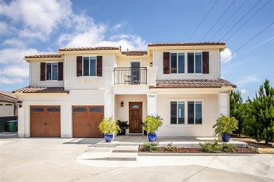 Carlsbad Single Family Home For Sale: 5960 Black Rail Rd