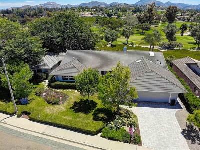 Single Family Home For Sale: 12195 Bajada