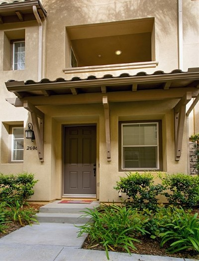 San Marcos Townhouse For Sale: 2606 Rawhide Ln