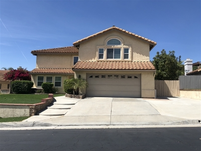 Bonita Single Family Home For Sale: 5309 Dressage Dr