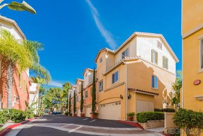Linda Vista Townhouse For Sale: 7647 Family Cir