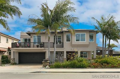 Carlsbad Single Family Home For Sale: 6464 Surfside
