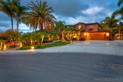 Poway Single Family Home For Sale: 11683 Eastfield Road