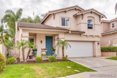 Chula Vista Single Family Home For Sale: 964 Bryce Canyon Ave
