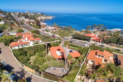 San Diego Residential Lots & Land For Sale: 1822 Amalfi Street #1