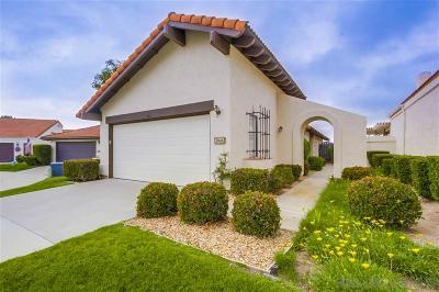 San Diego Single Family Home For Sale: 17616 Corte Potosi