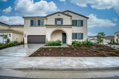 Riverside County Single Family Home For Sale: 30593 Cricket Road