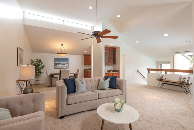 Solana Beach Attached For Sale: 707 S Sierra Ave #19