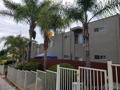 San Diego Multi Family 5+ For Sale: 4979 Auburn Dr