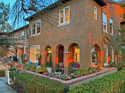 San Diego CA Townhouse For Sale: $725,000