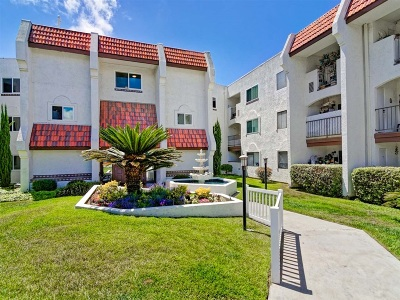 San Diego Attached For Sale: 6350 Genesee #211