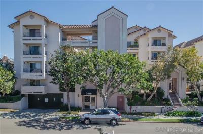 San Diego Attached Pending: 3815 Georgia Street #206