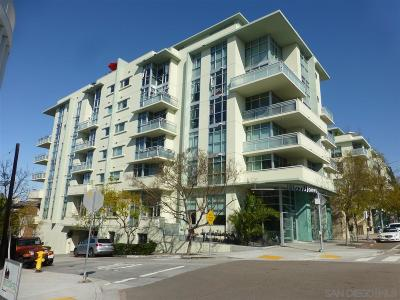 San Diego Attached For Sale: 3812 Park Ave #207