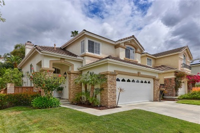 Single Family Home For Sale: 4252 Corte Favor