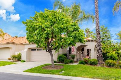 Riverside County Single Family Home For Sale: 40452 Via Siena