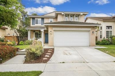 Chula Vista Single Family Home For Sale: 1364 Santa Cora Ave