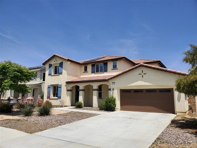 Riverside County Single Family Home For Sale: 29592 Glenneyre Way
