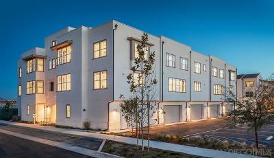 Otay Mesa Townhouse For Sale: 5201 Beachgrass Lane #Lot 129,