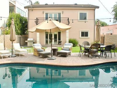 Los Angeles Single Family Home For Sale: 631 N Sierra Bonita