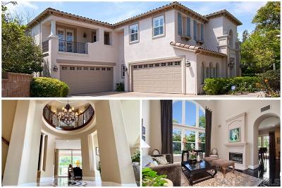 San Diego Single Family Home For Sale: 13992 Crystal Grove Ct.