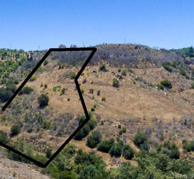 Fallbrook Residential Lots & Land For Sale: Pcl 3 Monserate Hill Rd #3