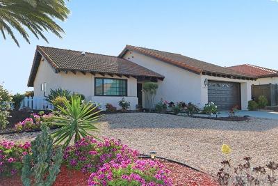 San Diego Single Family Home For Sale: 12727 Camino Emparrado