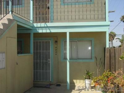 Ocean Beach Rental For Rent: 4804 Santa Cruz