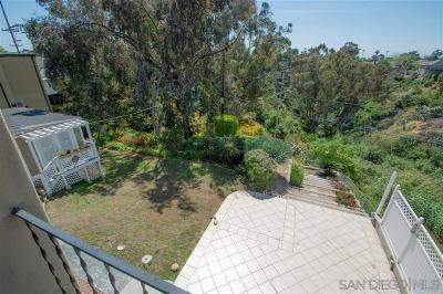 San Diego Single Family Home For Sale: 4524 Maryland St